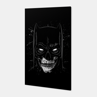 Thumbnail image of Knight Skull Canvas, Live Heroes