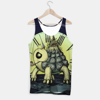 Thumbnail image of TIME TO LEAVE Tank Top, Live Heroes