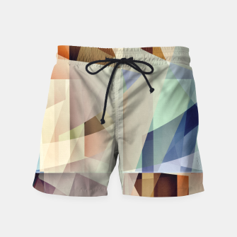 Miniatur Lost in Books Swim Shorts, Live Heroes
