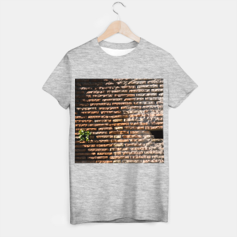 Thumbnail image of Tiles and plants T-shirt regular, Live Heroes