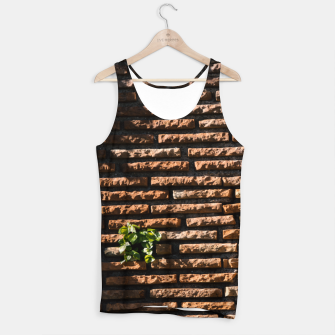 Thumbnail image of Tiles and plants Tank Top, Live Heroes
