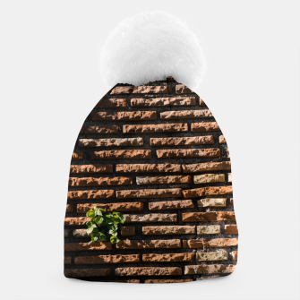 Thumbnail image of Tiles and plants Beanie, Live Heroes