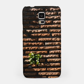 Thumbnail image of Tiles and plants Samsung Case, Live Heroes
