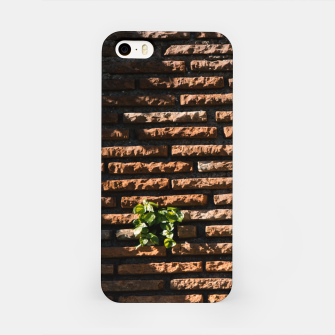 Miniaturka Tiles and plants iPhone Case, Live Heroes