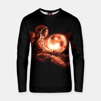 Thumbnail image of Moon Play Cotton sweater, Live Heroes