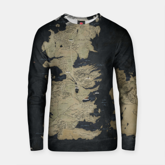 Thumbnail image of Game of Thrones Cotton sweater, Live Heroes