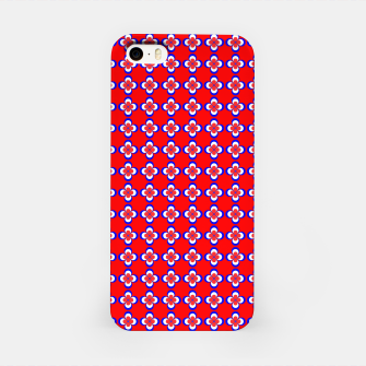 Miniaturka floral pattern iPhone Case, Live Heroes