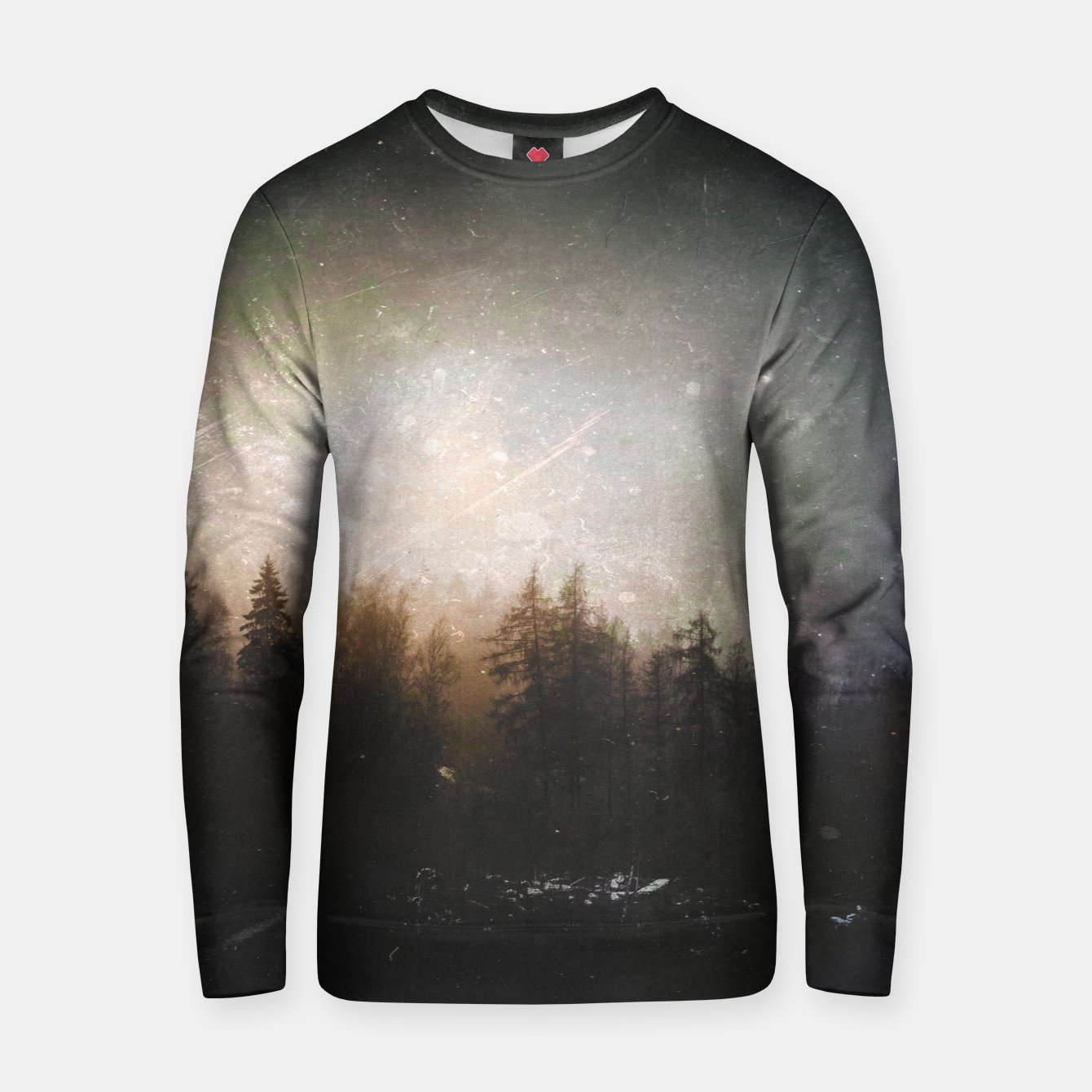 Image of The Grudge Cotton sweater - Live Heroes