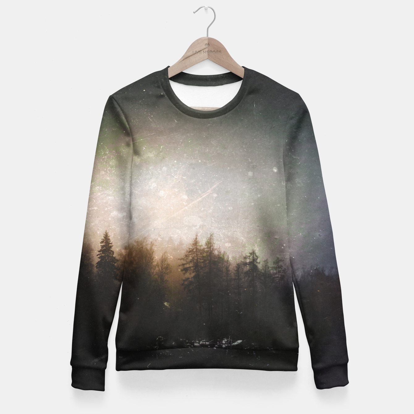 Image de The Grudge Woman cotton sweater - Live Heroes