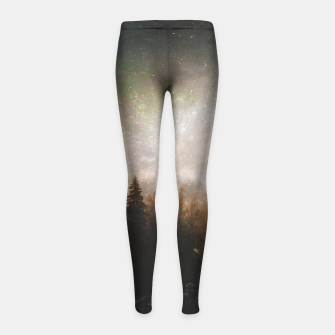 Thumbnail image of The Grudge Girl's leggings, Live Heroes
