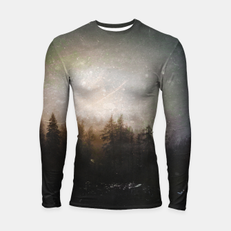 The Grudge Longsleeve rashguard  miniature