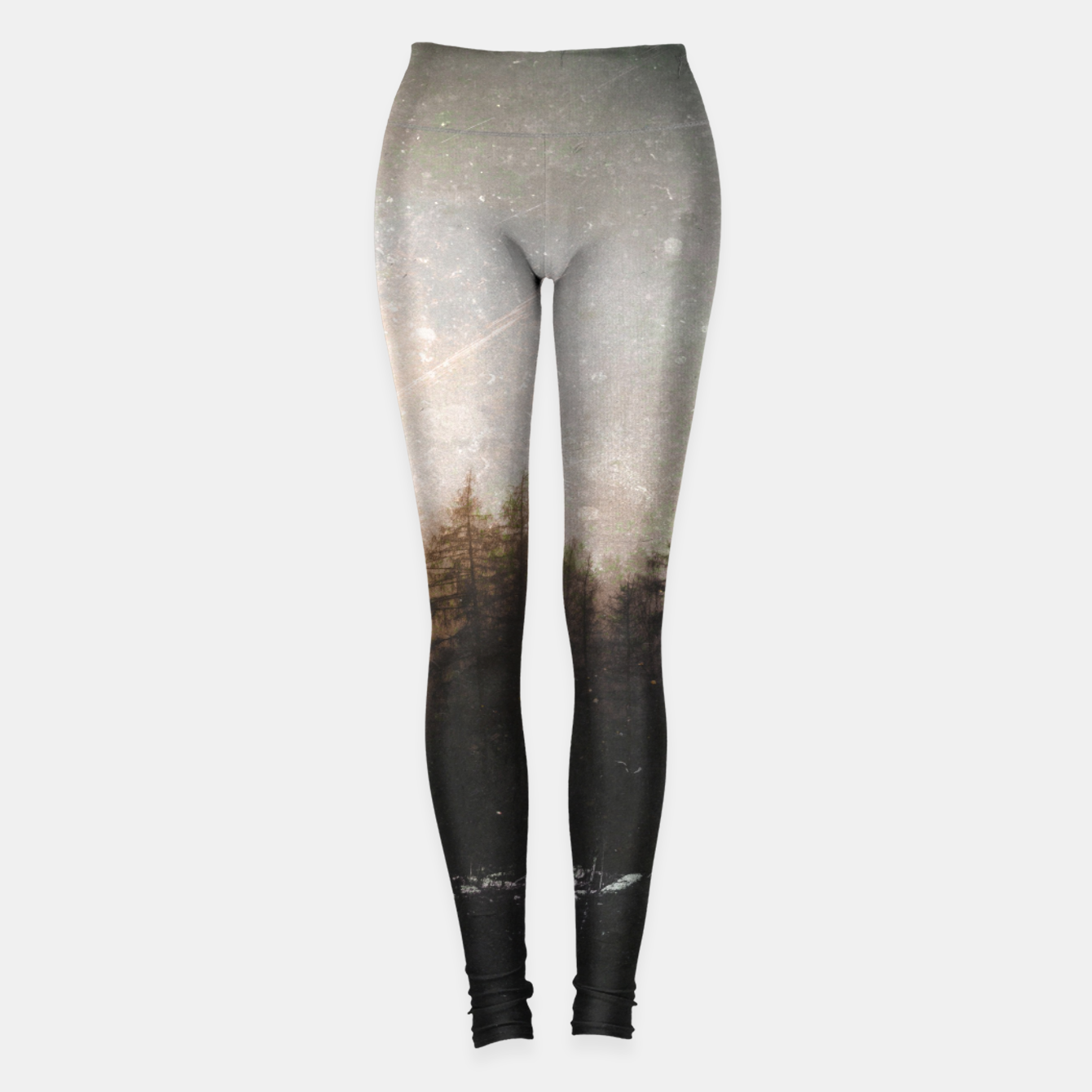 Image de The Grudge Leggings - Live Heroes