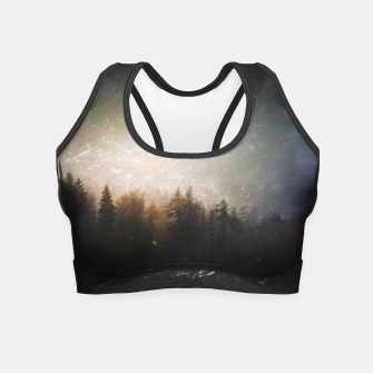 Thumbnail image of The Grudge Crop Top, Live Heroes
