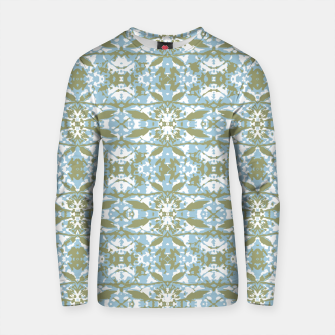 Miniature de image de Vintage Ornate Pattern Cotton sweater, Live Heroes
