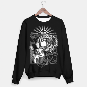 Miniatur Reading cures idiocy - Sudadera regular, Live Heroes