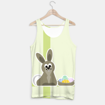 Thumbnail image of sweet easter bunny Tank Top, Live Heroes