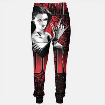 Thumbnail image of Girls ROCK Cotton sweatpants, Live Heroes