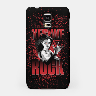 Thumbnail image of Girls ROCK Samsung Case, Live Heroes