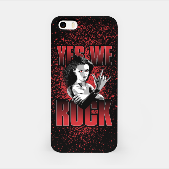 Thumbnail image of Girls ROCK iPhone Case, Live Heroes