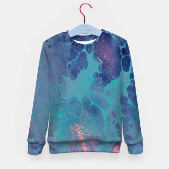 Thumbnail image of Forthcoming - Abstract Kid's sweater, Live Heroes