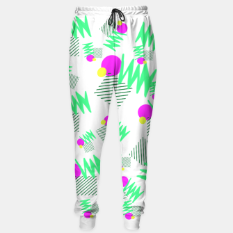 Miniature de image de Overloaded Cotton sweatpants, Live Heroes