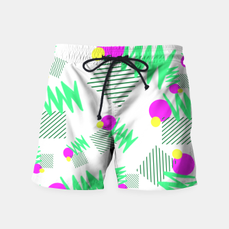 Thumbnail image of Overloaded Swim Shorts, Live Heroes