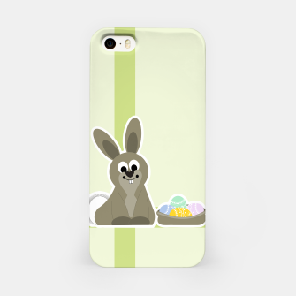 Miniaturka sweet easter bunny iPhone Case, Live Heroes