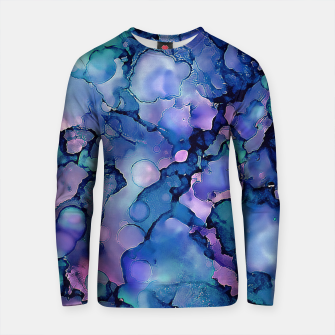 Imagen en miniatura de Abstract Alcohol Ink Painting 2 Cotton sweater, Live Heroes