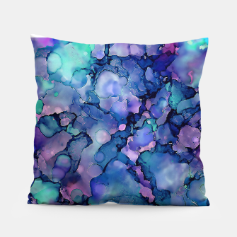 Imagen en miniatura de Abstract Alcohol Ink Painting 2 Pillow, Live Heroes