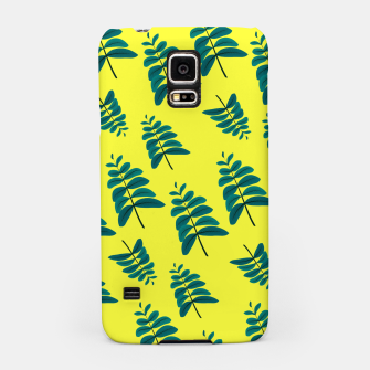 Thumbnail image of Yellow Leaves Samsung Case, Live Heroes