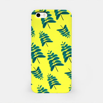 Thumbnail image of Yellow Leaves iPhone Case, Live Heroes
