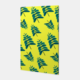 Thumbnail image of Yellow Leaves Canvas, Live Heroes