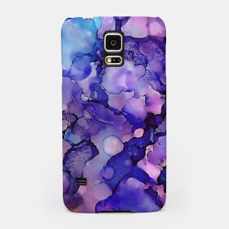 Abstract Alcohol Ink Painting 3 Samsung Case imagen en miniatura