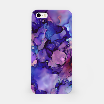 Imagen en miniatura de Abstract Alcohol Ink Painting 3 iPhone Case, Live Heroes