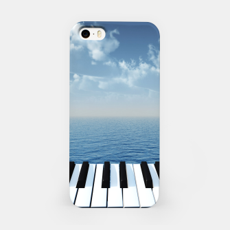 Miniaturka piano iPhone Case, Live Heroes
