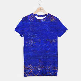 Miniaturka Blue Sea Traditional Moroccan T-shirt, Live Heroes