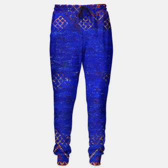 Miniaturka Blue Sea Traditional Moroccan Cotton sweatpants, Live Heroes