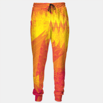 Wicked Texture Cotton sweatpants thumbnail image