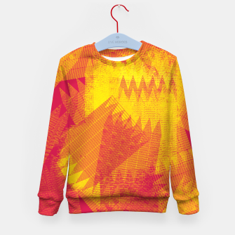 Thumbnail image of Wicked Texture Kid's sweater, Live Heroes