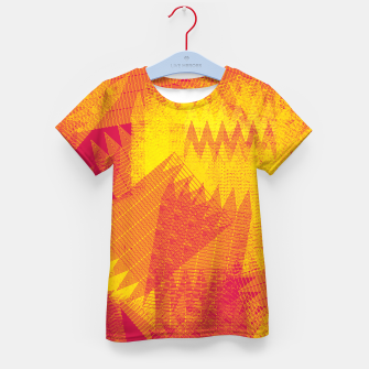 Thumbnail image of Wicked Texture Kid's t-shirt, Live Heroes