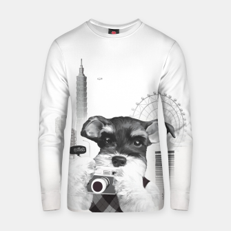 Thumbnail image of Taipei Day Trips Cotton sweater, Live Heroes