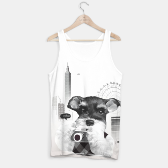 Thumbnail image of Taipei Day Trips Tank Top, Live Heroes