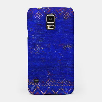 Miniaturka Blue Sea Traditional Moroccan Samsung Case, Live Heroes