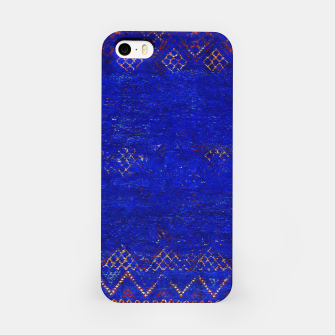 Miniaturka Blue Sea Traditional Moroccan iPhone Case, Live Heroes