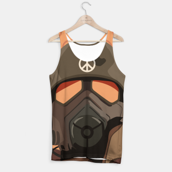 Thumbnail image of Collage LXXVII Tank Top, Live Heroes
