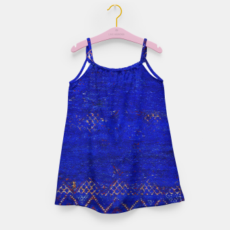 Miniaturka Blue Sea Traditional Moroccan Girl's dress, Live Heroes