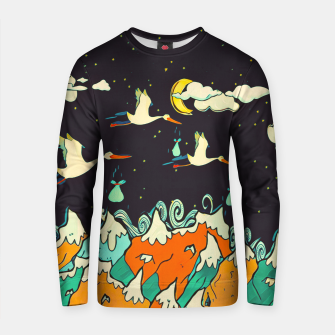 Miniature de image de The Night Cotton sweater, Live Heroes
