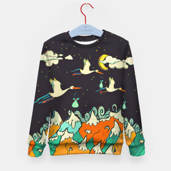 Thumbnail image of The Night Kid's sweater, Live Heroes