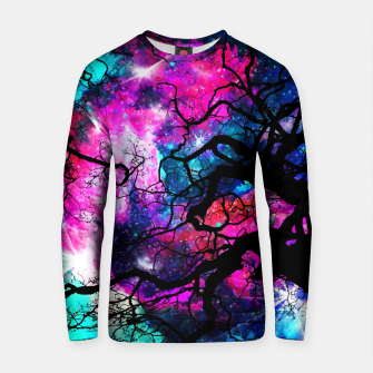 Thumbnail image of Starfield Tree Cotton sweater, Live Heroes