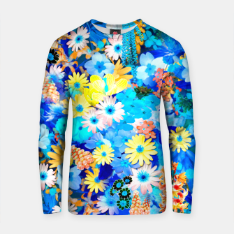 Miniaturka Floral dream Cotton sweater, Live Heroes